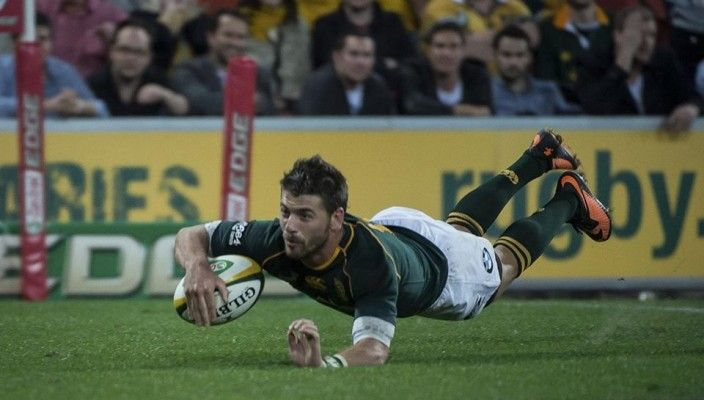 Springboks unchanged for Eden Park Test match against All Blacks #rugby