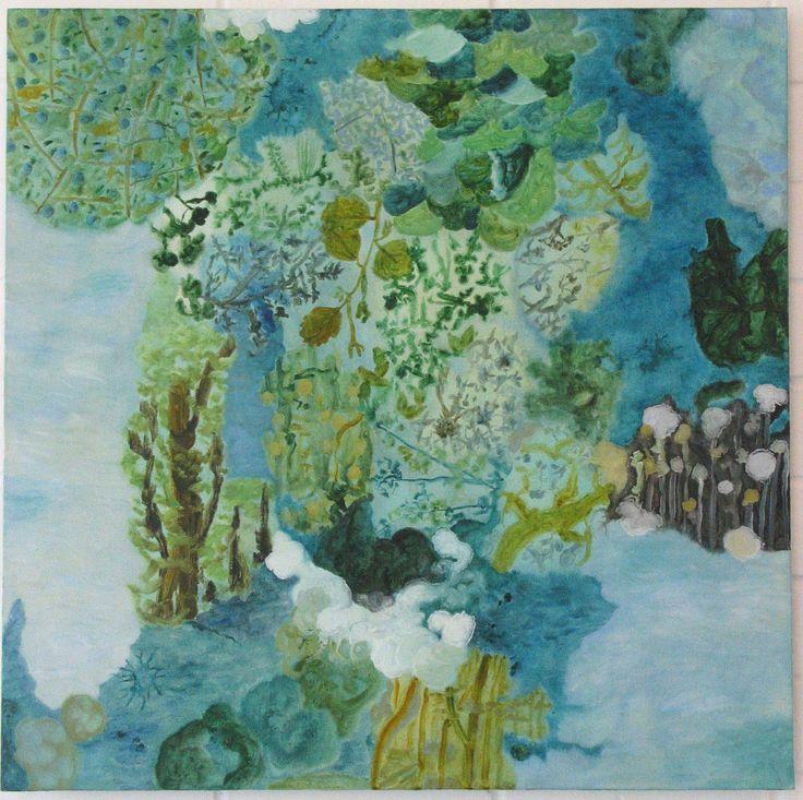 27. Barbara Tuck, April Lattice, 2006