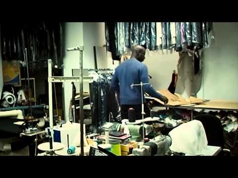 A Man's Story- documentary about the youngest tailor to ever open a shop on Saville Row, Ozwald Boateng