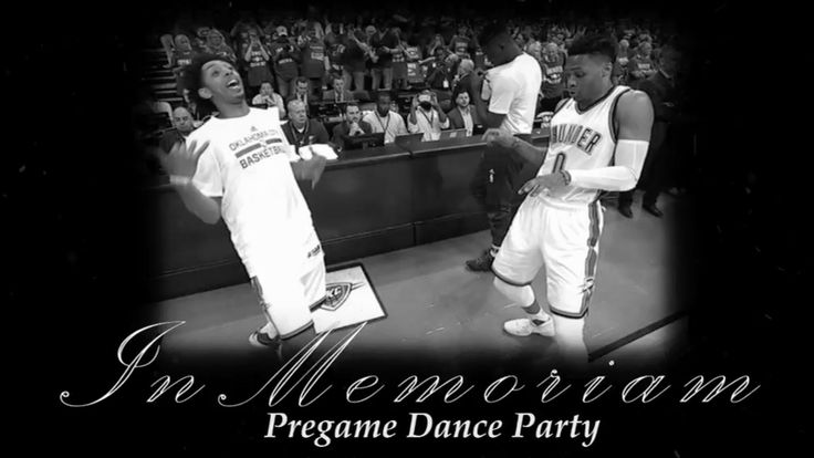 The pregame dance party is no longer after Cameron Payne was traded to the Bulls.