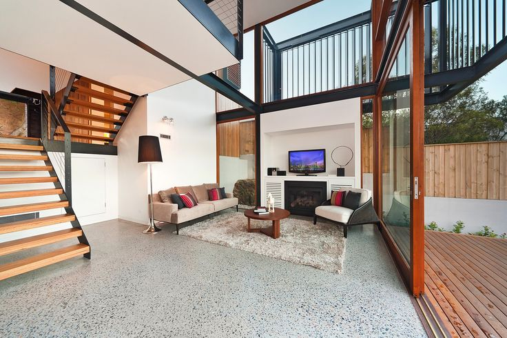 Architectural excellence in the heart of vibrant Annandale - 272 Trafalgar Lane Annandale at Pilcher Residential
