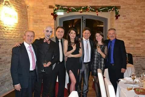 """Palazzo Riccucci Resort Montappone (FM) in collaborazione con La Vie En Rouge Eventi e Spettacoli Capodanno 2015  """"Le Cabaret Burlesque"""" lavieenrougeeventi@gmail.com"""