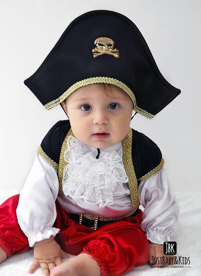 CCE02C Korsan Bebek Kostümü Just Baby & Kids - Bebek ve Çocuk Kostüm - Giyim
