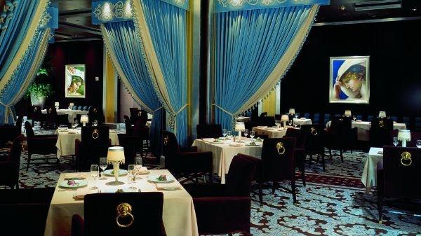 Hotel Bellagio w Las Vegas
