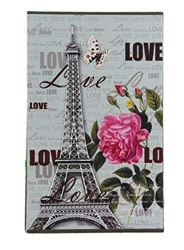 10 Wei Long Photo Album Hold 300 Pockets 4x 6 Photos Eiffel
