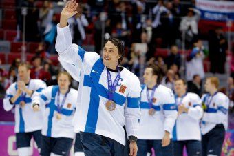 Olympic Hockey 2014: Finnish Flash Teemu Selanne Cements His Legacy