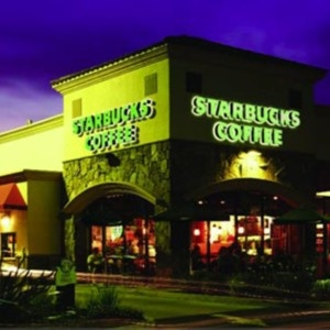 What is the philosophy of Starbucks company?