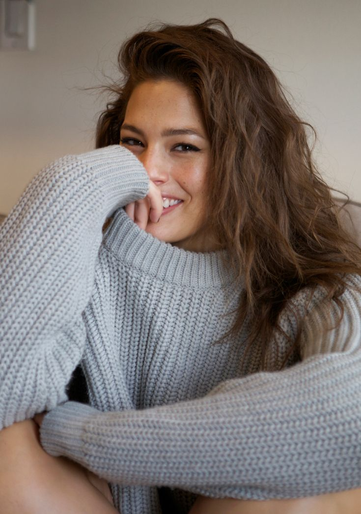 """Secret favorite song: """"Fred Hammond's 'Love You Forever.' My husband and I listen to it together and I do the rap part surprisingly well..."""" #refinery29 http://www.refinery29.com/ashley-graham#slide-4"""