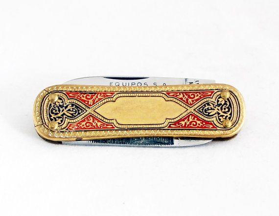 Petit Folding Knife / German Ladies Pocket Knife Solingen