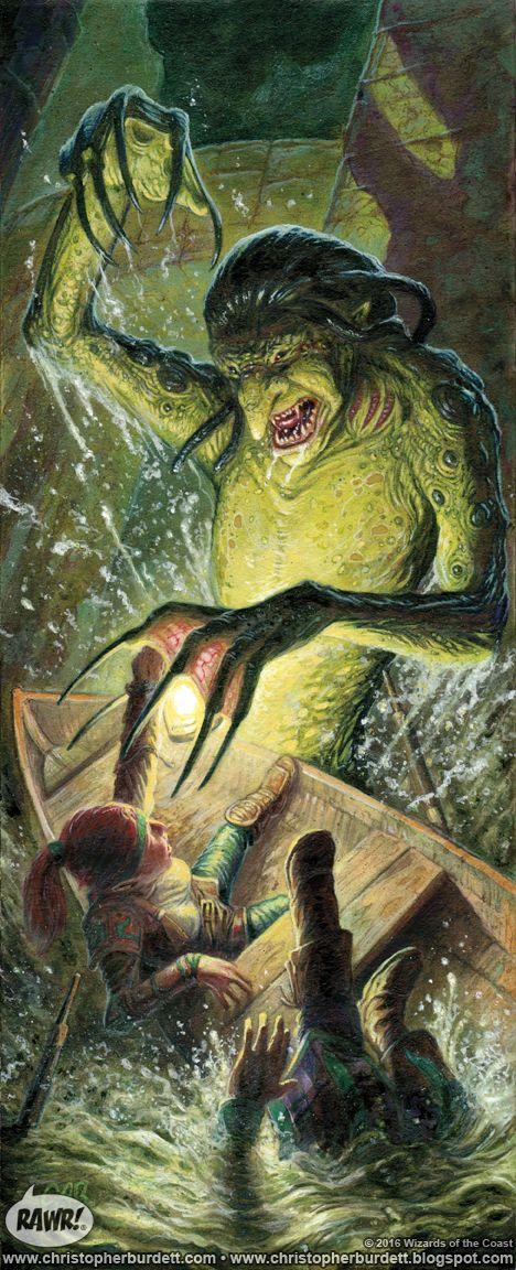 Scrag Trolls Fantasy Art Fantasy Demon Fantasy Monster