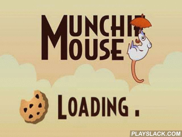Munchie Mouse  Android Game - playslack.com , Munchie Mouse - a captivating problem where you need to support a mouse to take feeling in acid-tasting cakes, leaping  on disappearing blocks.