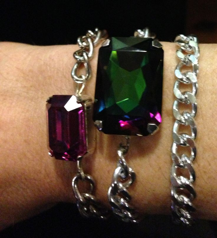 Genuine Swarovski Crystal Bracelets