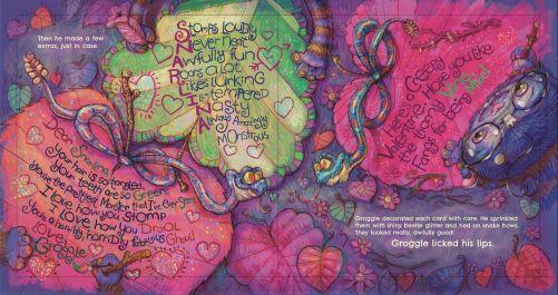 54 Best Groggles Monster Valentine Childrens Book