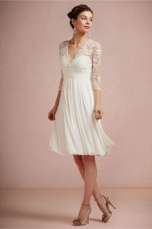 Best 25 second wedding dresses ideas on pinterest for Wedding dress second marriage over 50