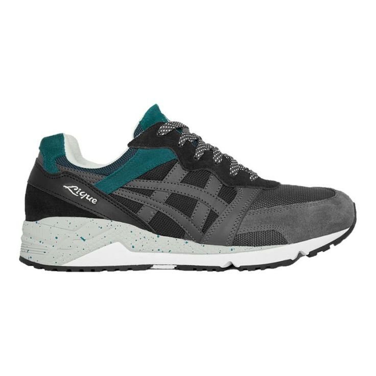 The Gel-Lique highlights the Asics Lifestyle category with a comfortable trending shoe that is very durable for everyday use.