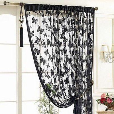 Find More Curtains Information about Home Curtains Butterfly Fringe String kitchen Curtain Panel bedroom living room design curtain 11 Colors,High Quality curtains home,China curtain beads Suppliers, Cheap design curtain wall from Babelin Home Decor on Aliexpress.com