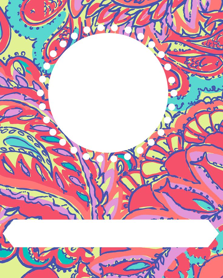 Alfa img - Showing > Lilly Pulitzer Backgrounds Monogram Blank