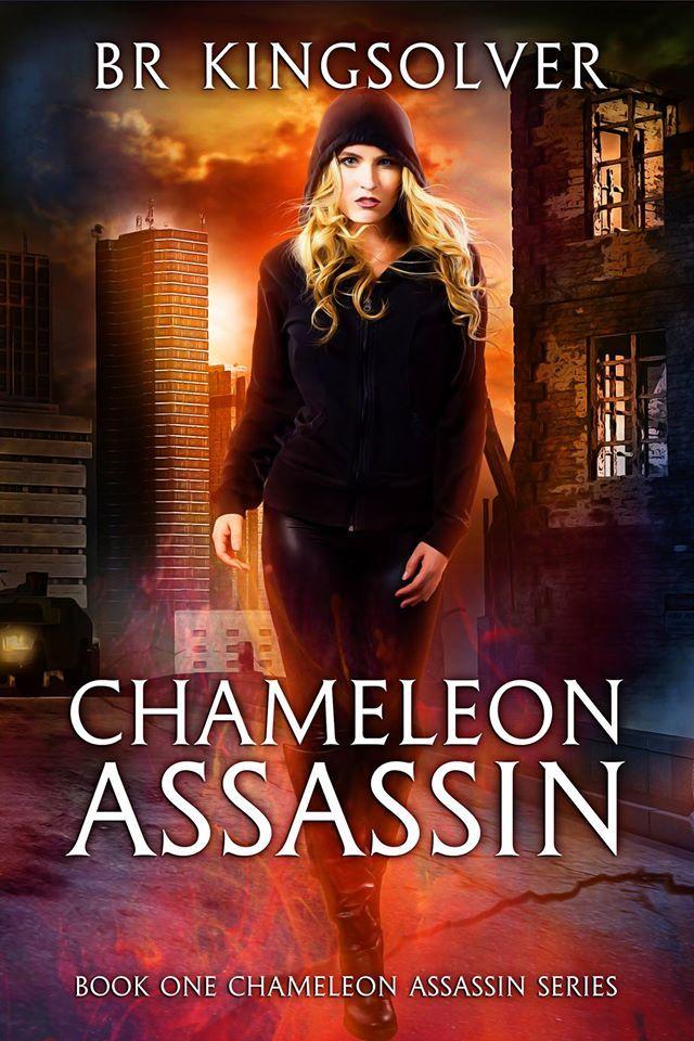 Story Ideas*  Chameleon Assassin by B.R. Kingsolver