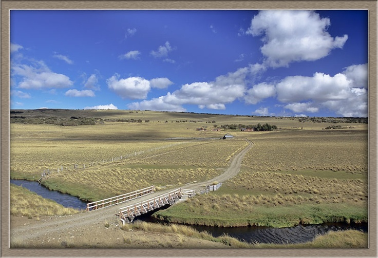 #Foto de #Patagonia: Estancia Valle Dorado, #Coyhaique, #Chile