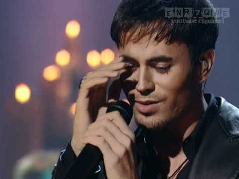"""http://youtu.be/yc25Ak54D6o ← Enrique's EPIC live performance!    First ever televised 100% live performance of """"Hero"""" by Enrique Iglesias, 2001. The song is from Enrique's album """"Escape"""", 2001.    This video is included in a playlist """"Enrique Iglesias - best live performances"""". Watch it here:  http://www.youtube.com/view_play_list?p=078946BCFCDA3B0A..."""