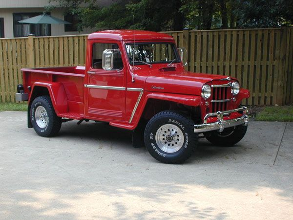 Willys Jeep Truck | Willys Jeep Truck. MotoBurg