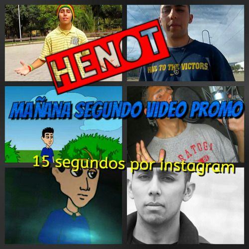 Mañana en la mañana segundo video promocional en INSTAGRAM: https://instagram.com/henot.reggaepop/