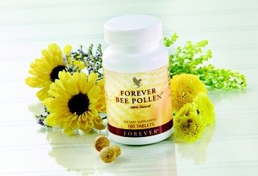 A boost to energy and stamina, Forever Bee Pollen is all-natural and contains no preservatives, artificial colors, or flavors.   Pollen is the fertilizing dust of flowers. Bees gather and bring it back to their hives for food. Without pollen, plants, trees and flowers could not exist; even we depend on it.   Forever Bee Pollen is gathered in specially-designed stainless steel collectors and ensures the freshest and most potent natural food.