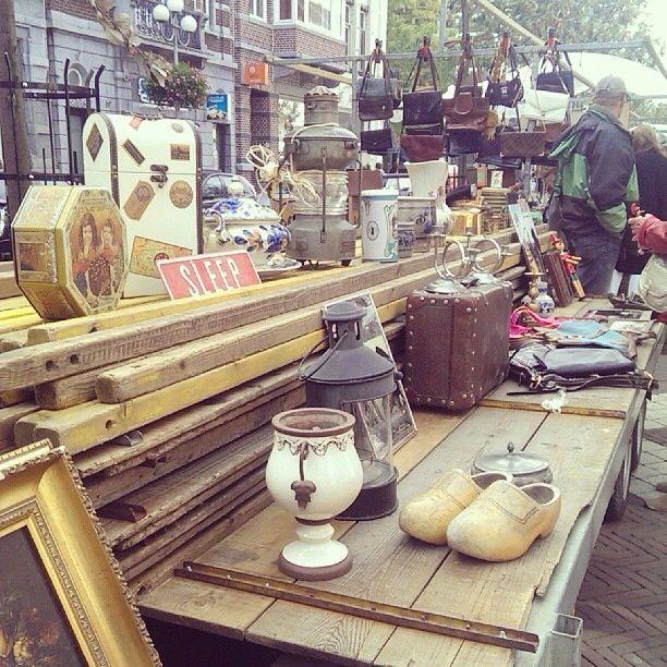 Antique and Flea market Maastricht