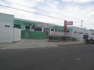 NONATO NOTÍCIAS: HOSPITAL  DE BONFIM GANHA NOVA MESA CIRÚRGICA COM ...