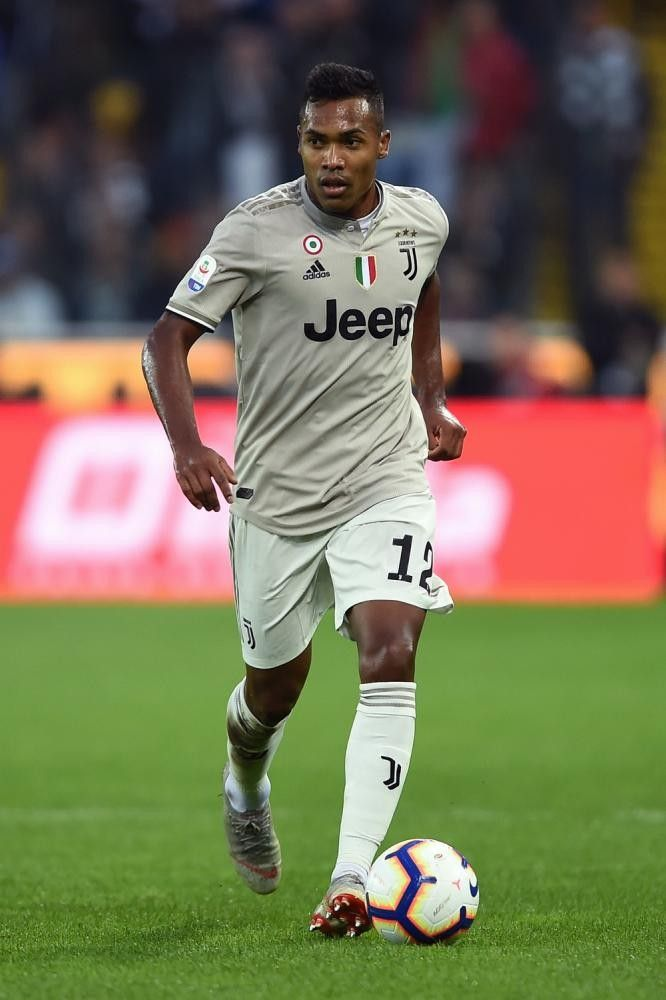 Alex Sandro Of Juventus During The Italian Serie A Match Between Juventus Sandro Match