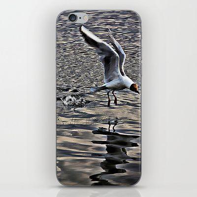 Splash Landing iPhone & iPod Skin by AngelEowyn - $15.00