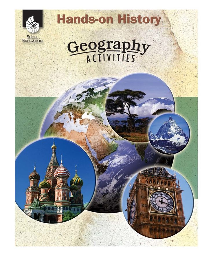 Look at this #zulilyfind! Hands-on History: Geography Activities Paperback by Teacher Created Materials Library #zulilyfinds