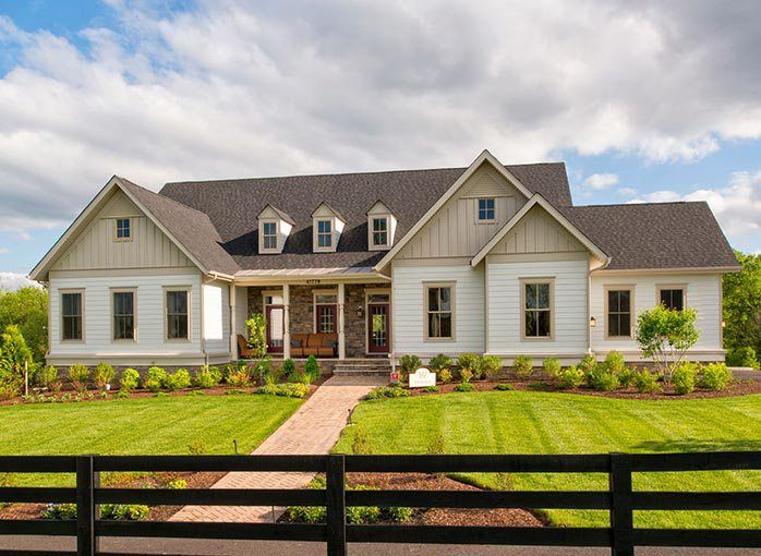 Loudoun county model homes