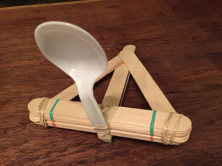 The Best Popsicle Stick Marshmallow Catapult Mallow