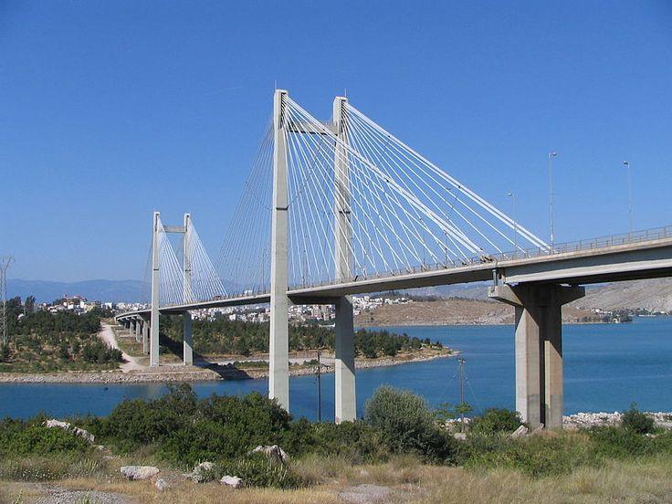 Chalkida New Bridge, Greece
