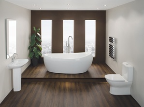 freestanding bath bathroom collections and step up on