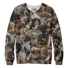 Puppies Sweatshirt