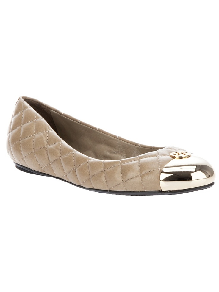 TORY BURCH #quilted #flats #toryburch #classic #designer #shoes