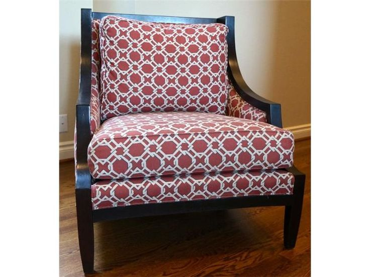 set of 2 red upholstered wood chairs chairs austin