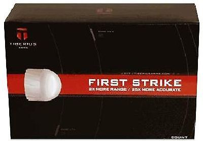 Paintballs 16049: Tiberius Arms First Strike Paintballs White 100 Count Free Shipping BUY IT NOW ONLY: $50.93
