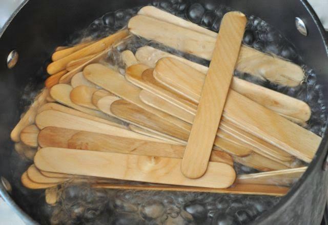 Φτιάξτε εκπληκτικά βραχιόλια απο ξυλάκια παγωτού!