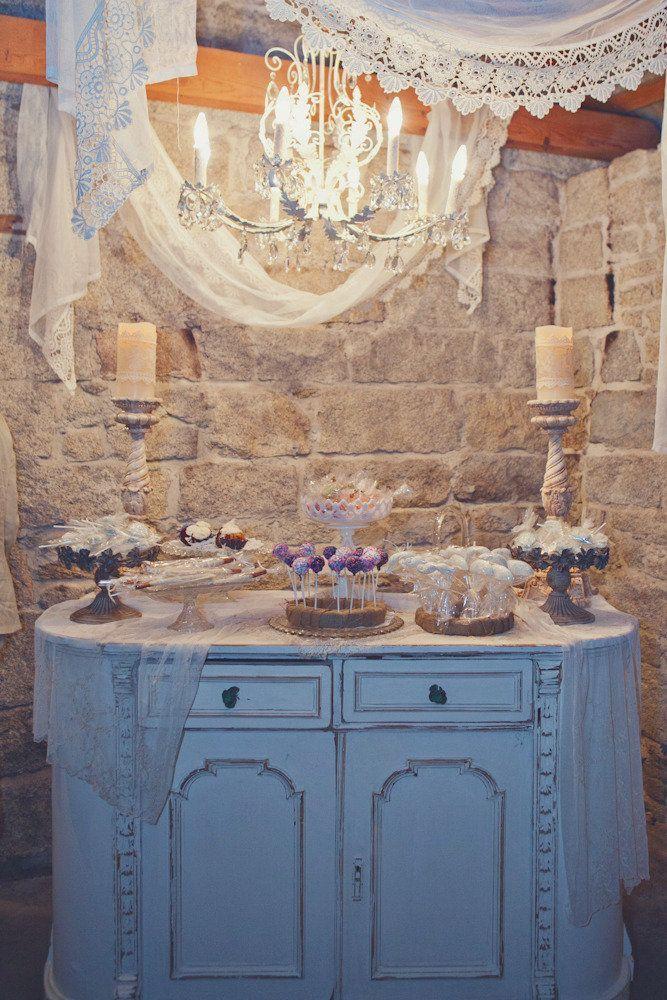 Bellísimas ideas para decorar una boda con muebles ...