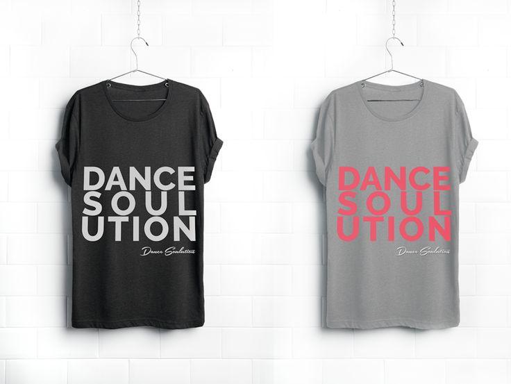 Dance Soulution - Tanz und Fitness Studio Corporate Identity - Clothing, Logodesign, Kleidung designed by MYDSGN designbuero | Susanne Brüstle