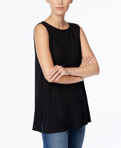 Eileen Fisher Sleeveless Tunic