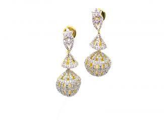 ADE107 - American Diamond Earing