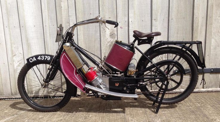 """This <a href=""""https://www.bonhams.com/auctions/22727/lot/217/"""">1913 Scott 532cc Two-Speed Standard</a>, Lot 217 at Bonhams Autumn Stafford Sale (18-Oct-15) is estimated to sell for between £18,000 and 22,000 ($28,000 and $34,000)"""