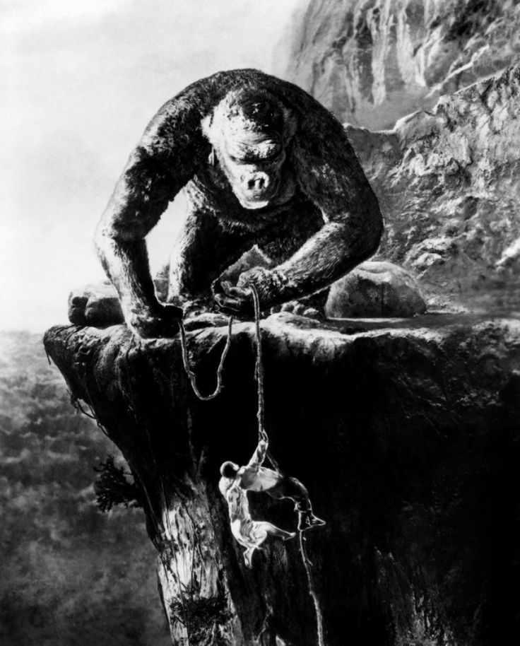 20. King Kong (1933, dir. Cooper and Schoedsack)  Rating: B+  Finished: January 21, 2013