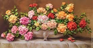 Картинки по запросу винтажные картины с цветами