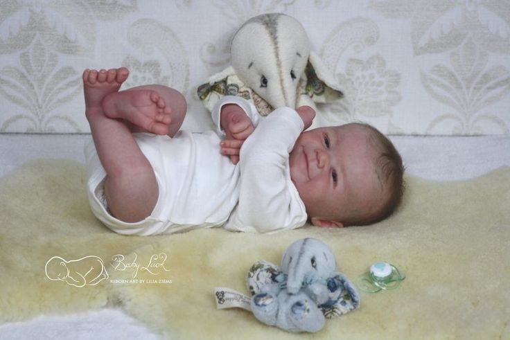 James by Sandy Faber - Pre-Order - Online Store - City of Reborn Angels Supplier of Reborn Doll Kits and Supplies