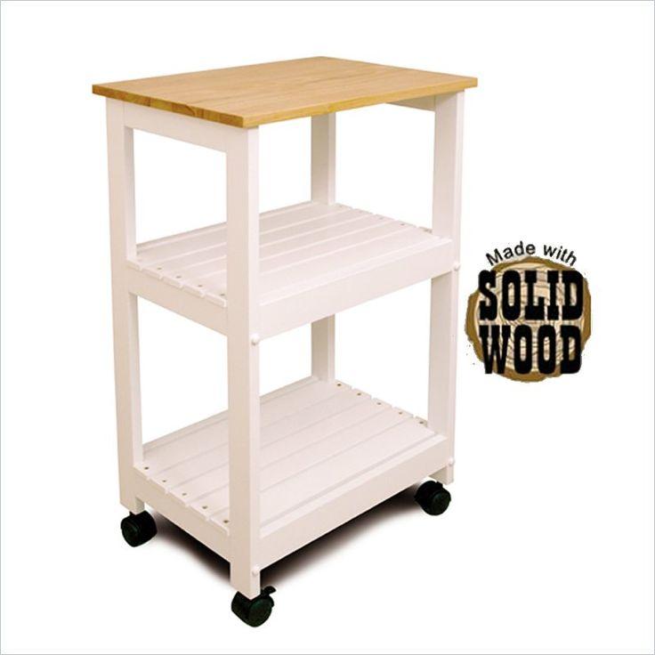 17 Best ideas about Butcher Block Kitchen Cart on